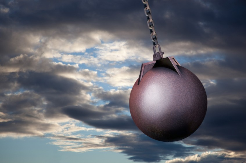 Ron Jeremy Does 'Wrecking Ball' Parody