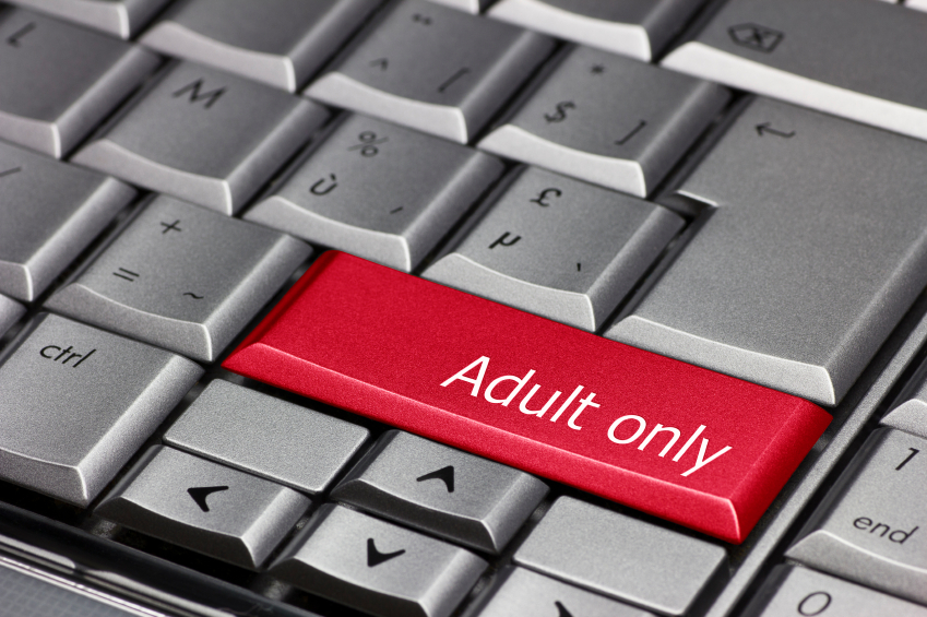 Computer Key - Adult Only