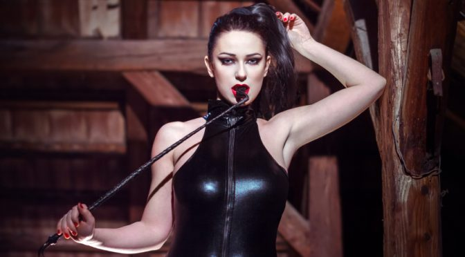 Top 5 Perks Of Being A Dominatrix