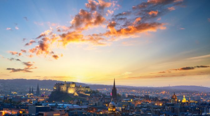 Edinburgh – An Escort Date