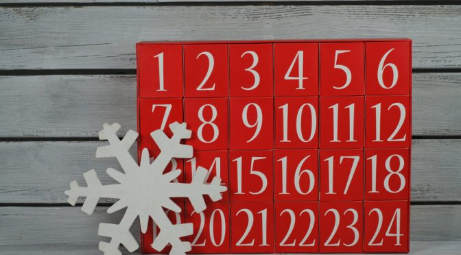 Have A Kinky Christmas With The Sex Toy Advent Calendar