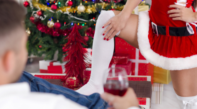 The Hottest Christmas Sex Positions!