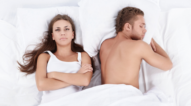 Being Tired Could Ruin Your Sex Life!