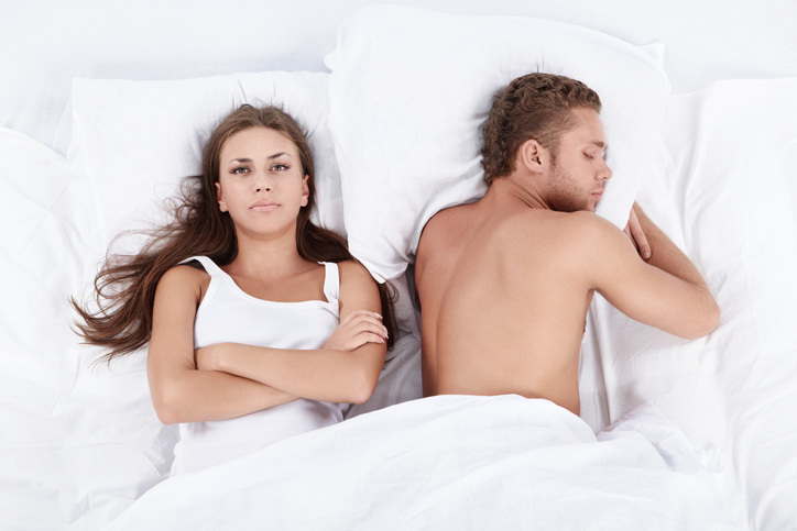 Being Tired Could Ruin Your Sex Life