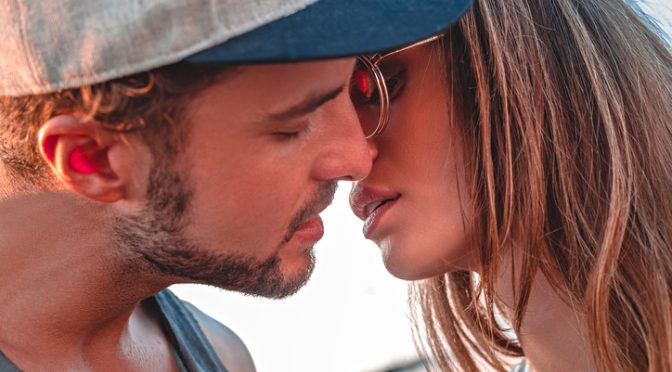 The Ultimate Guide To Kissing Your Partner