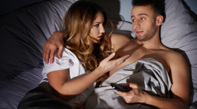 Survey Finds Women's Biggest Turn Offs In Bed!