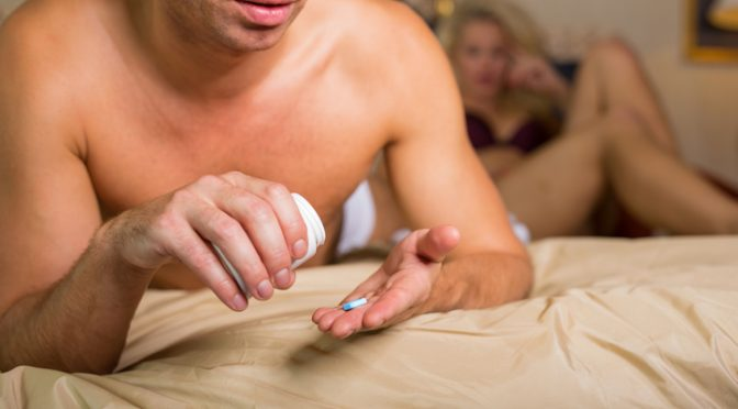 How Should You Approach Erectile Dysfunction?
