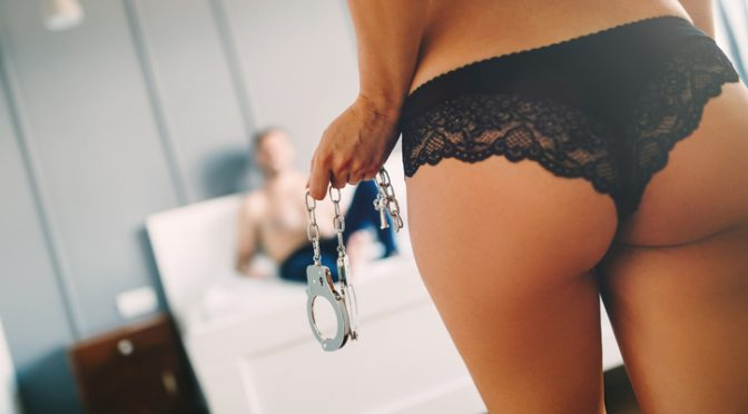 Celebrate Handcuff Day With These Kinky Ideas!