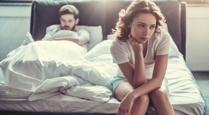 Five Awful Sex Mistakes Women Say Men are Making