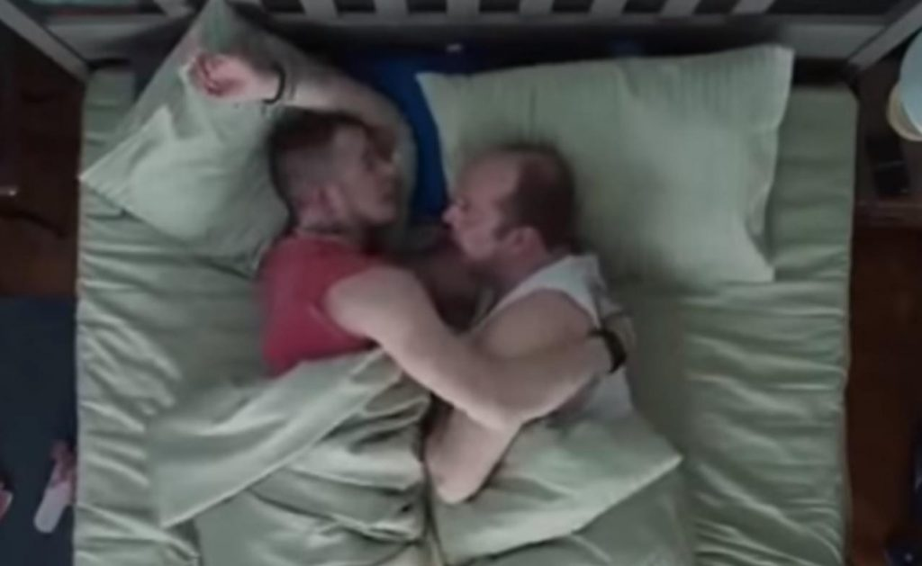 Vote Putin or you will be forced into gay sex (video)