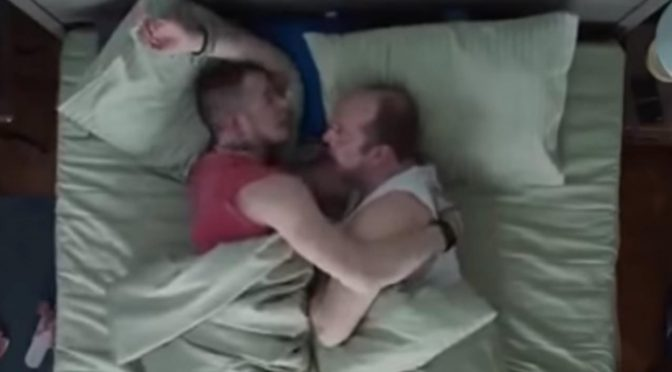Russian Election Ad Says 'Vote Putin or You Will Be Forced into Having Gay Sex (Video)