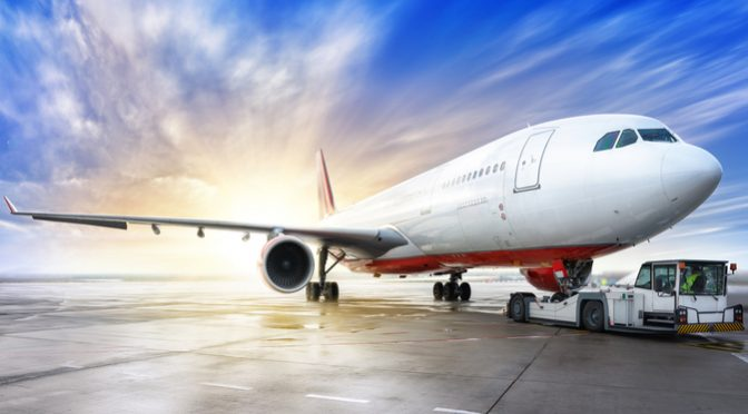 Man Strips Off and Masturbates on Flight