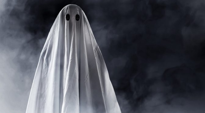 Woman Thinks 'Spunking Ghost' is Haunting Her Home