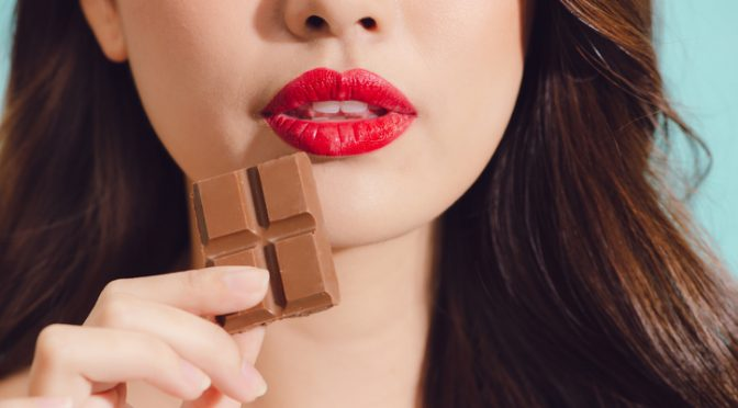 Chocolate Gives Your Sex Drive A Boost!