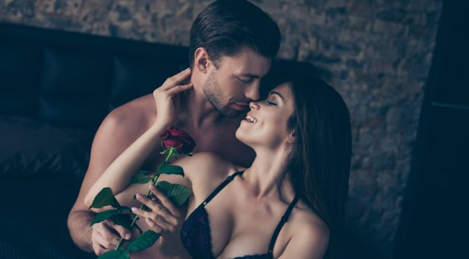 Does Romantic Sex Have To Be Boring?