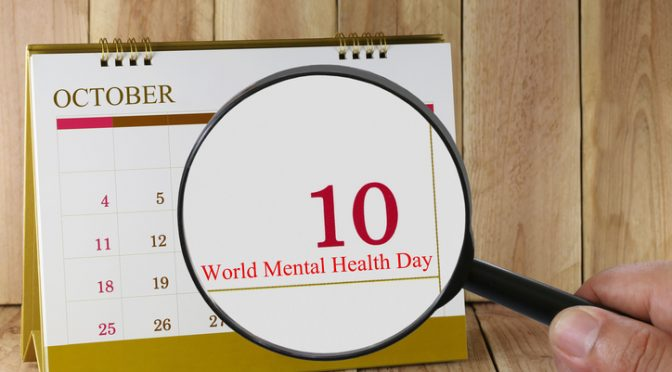 World Mental Health Day: Punting And Your Mental Health