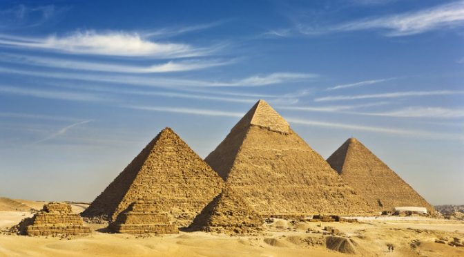 Great Pyramid Sex Lands Photographer In Trouble!