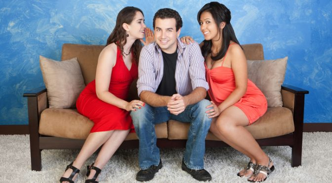 Four Things To Help You Have The Perfect Threesome